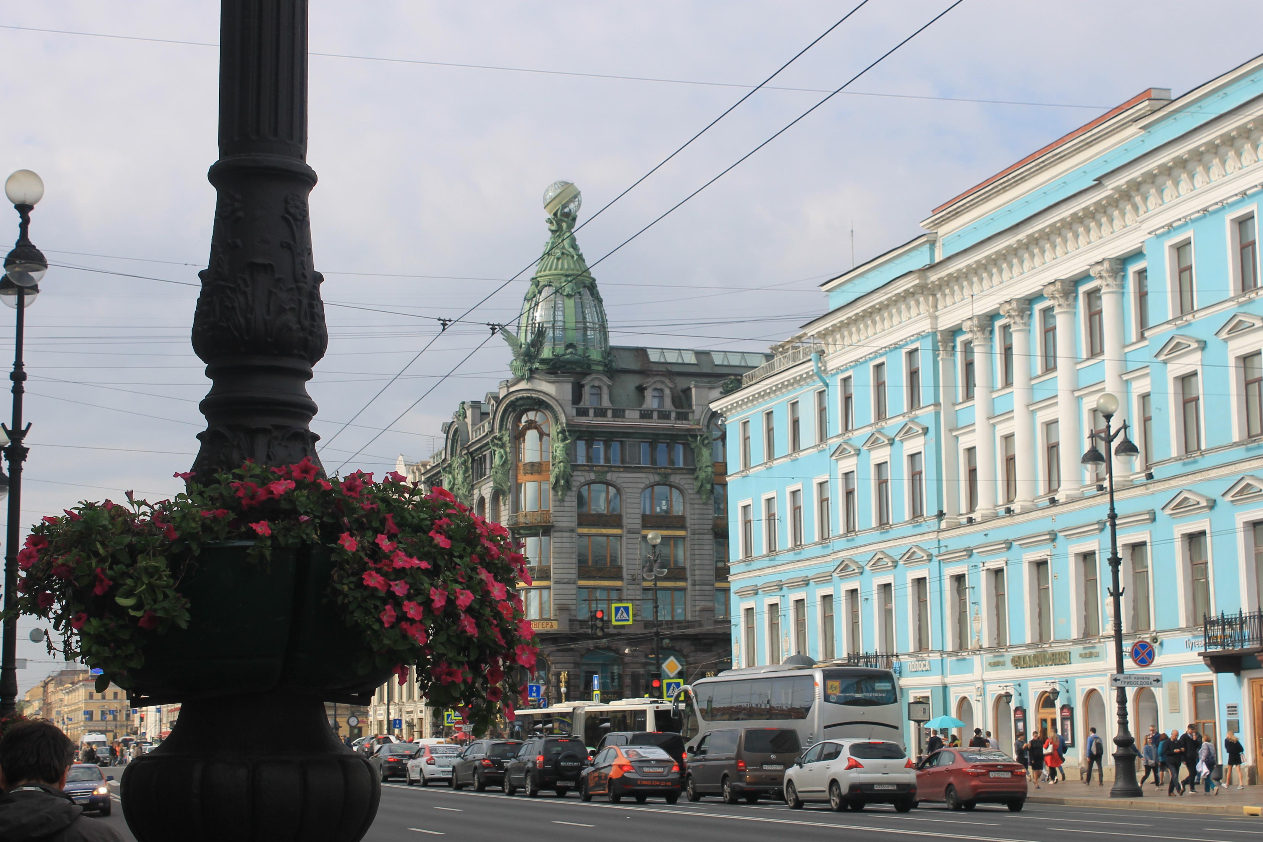 Станция метро невский проспект выход на грибанал