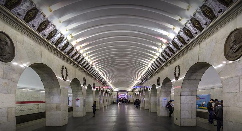 Станция метро Технологический институт