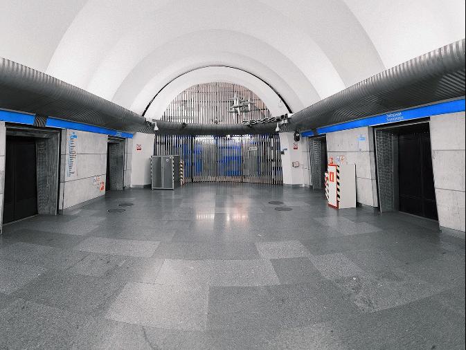 Станция метро «Звёздная»