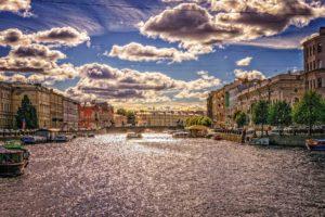 Петербург за 3 дня
