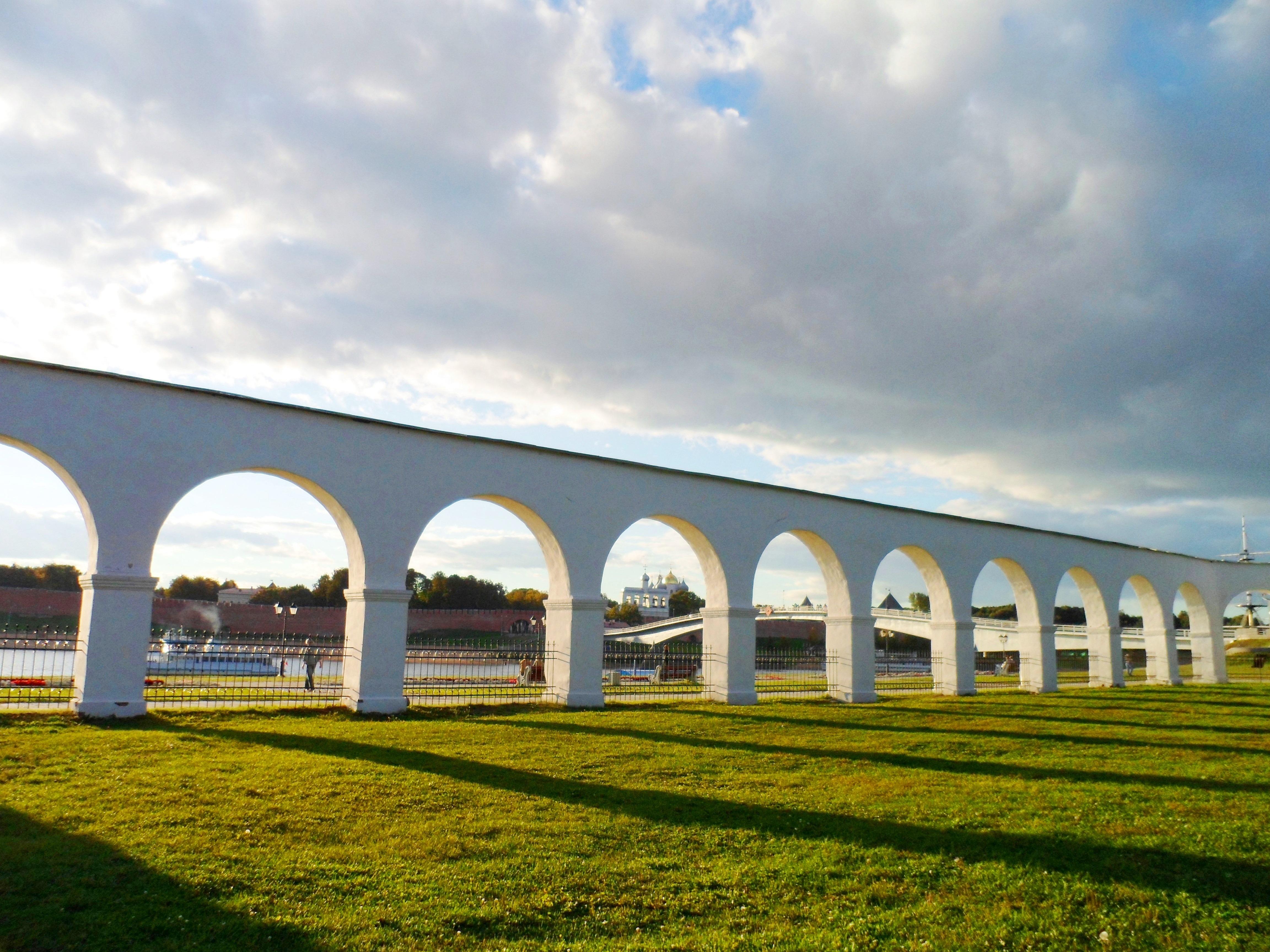 аркада Ярославова Дворища