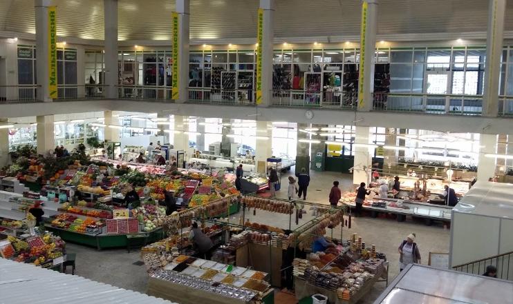 Мальцевский рынок палатки павильон