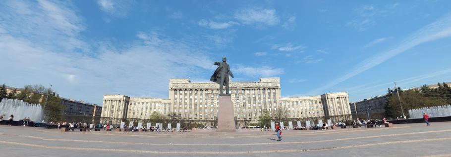 станция метро Московская