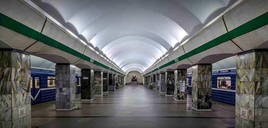Станция «Приморская»