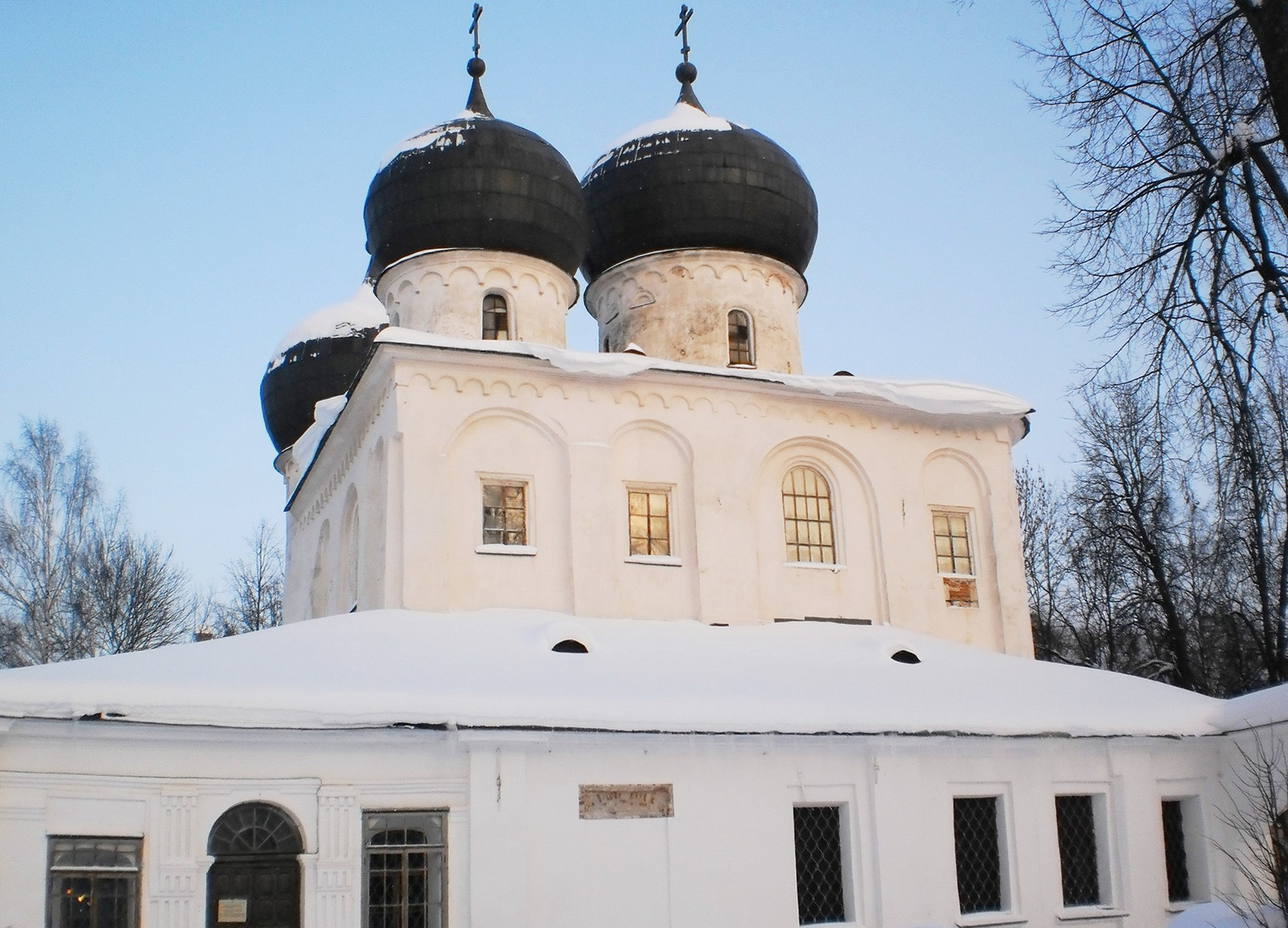 церковь Рождества Богородицы в Антониевом монастыре
