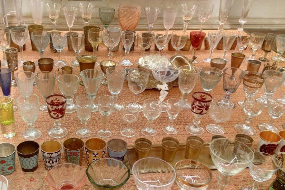Музей водки экспонаты
