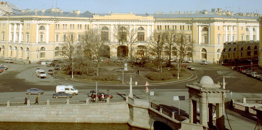 Площадь Ломоносова Набережная Фонтанки