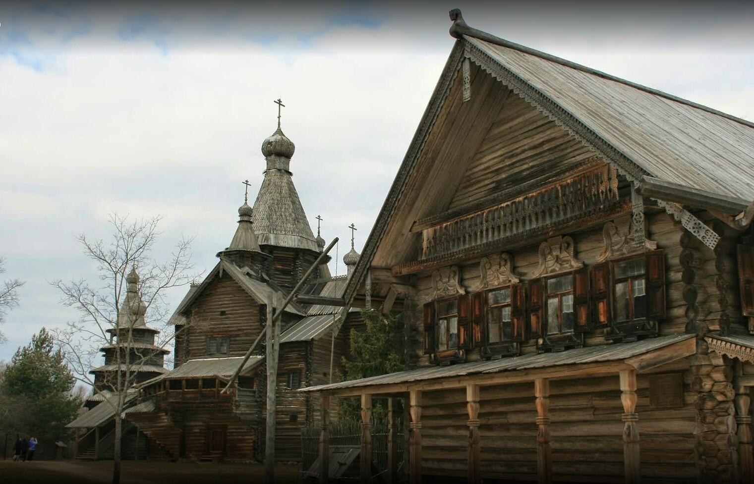 Экскурсия в Великий Новгород зодчество