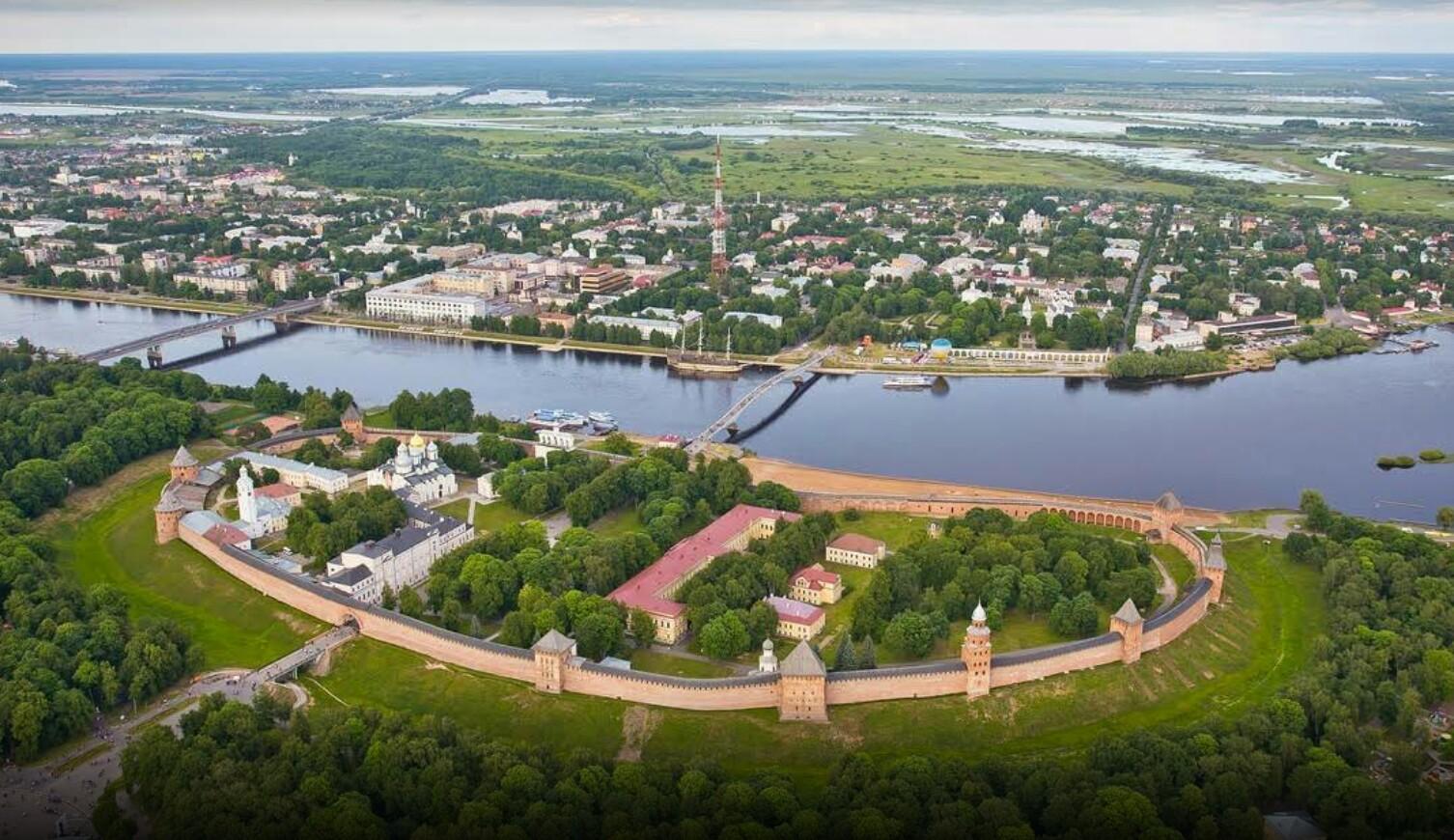 Экскурсии в Великий Новгород из СПб