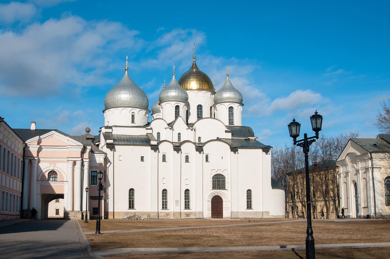 Экскурсия в Великий Новгород - соборы