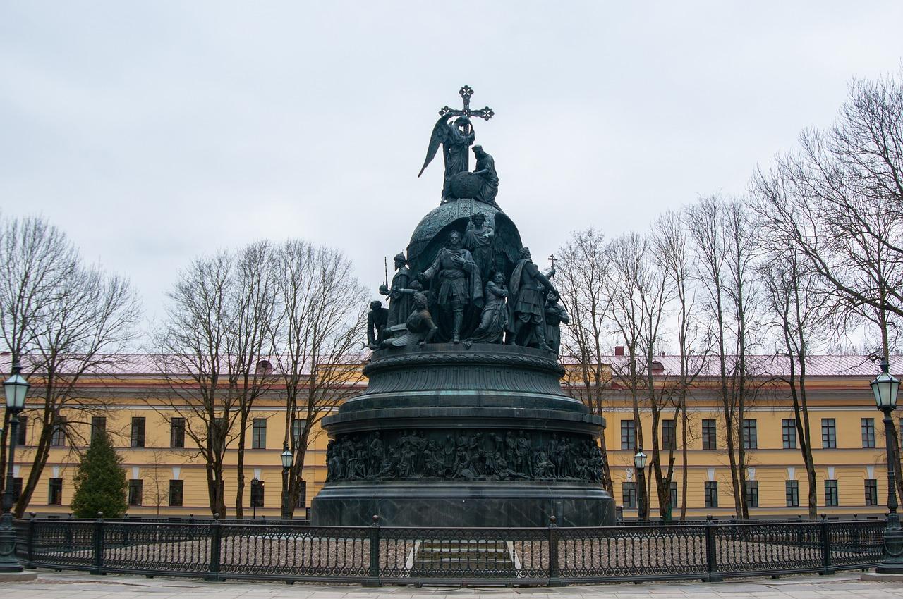 Экскурсия в Великий Новгород - памятник