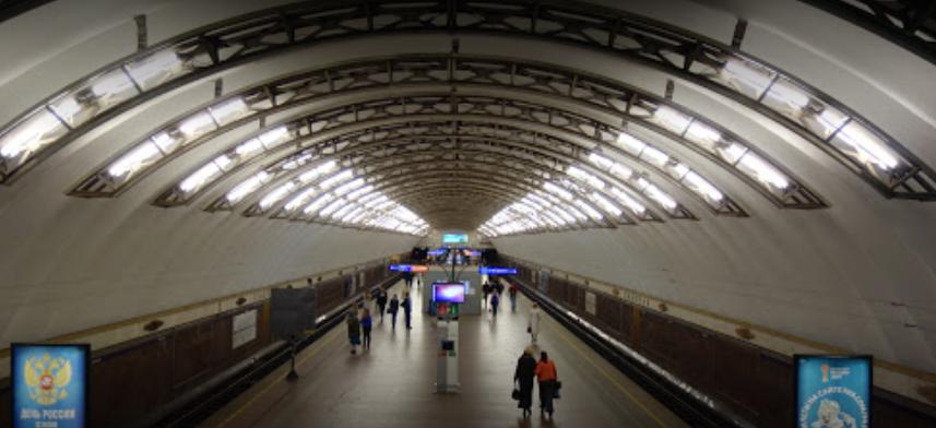 Станция метро Садовая