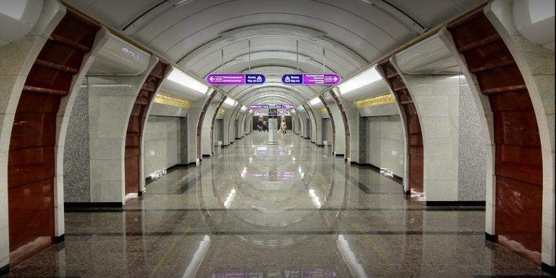 Станция метро Бухарестская