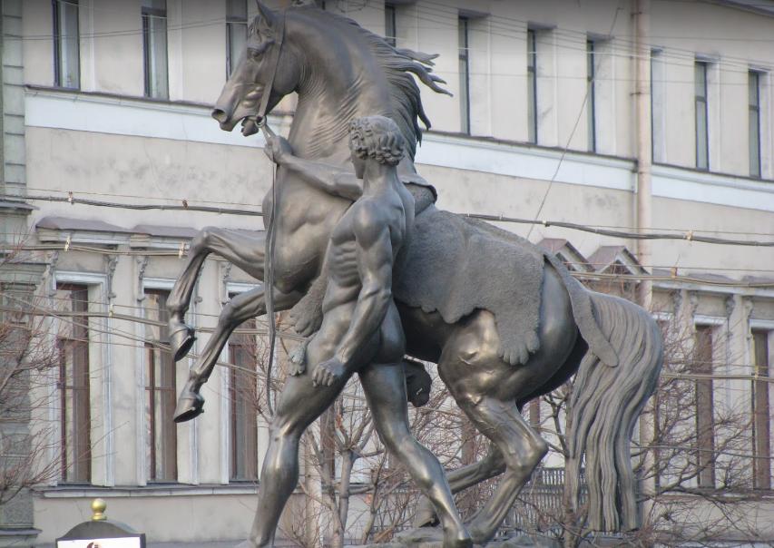 Укротитель коня
