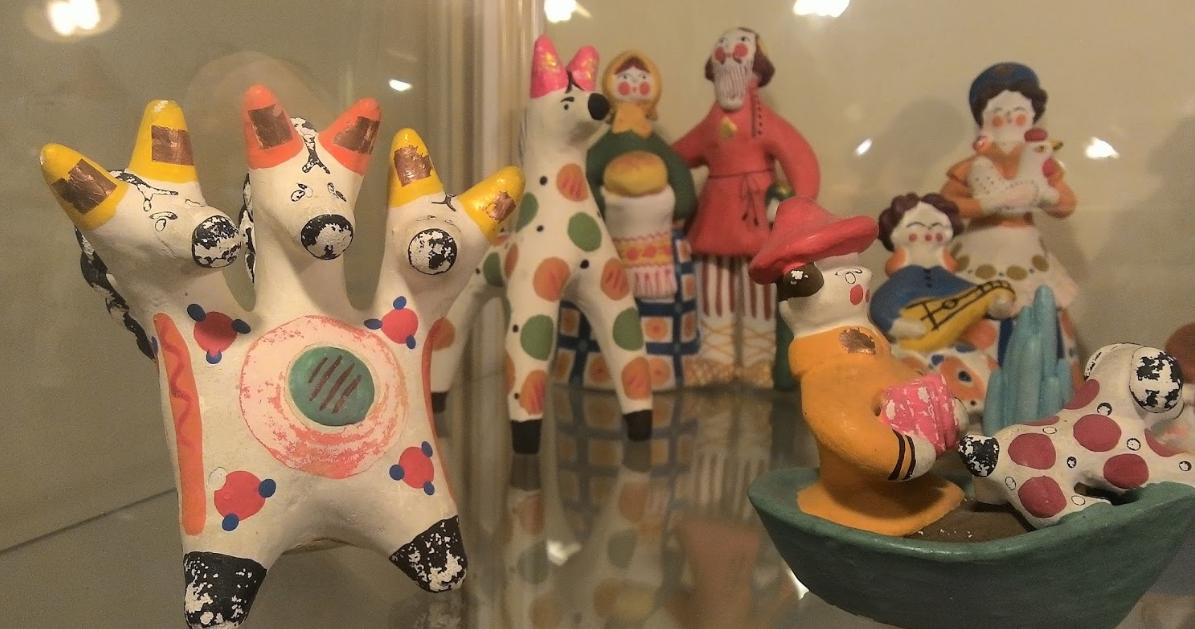 Музей игрушки коллекция