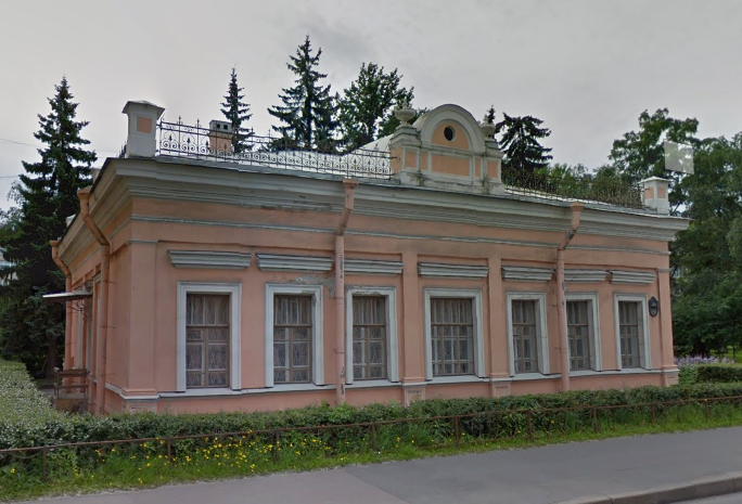 Музей Нарвская застава в Петербурге