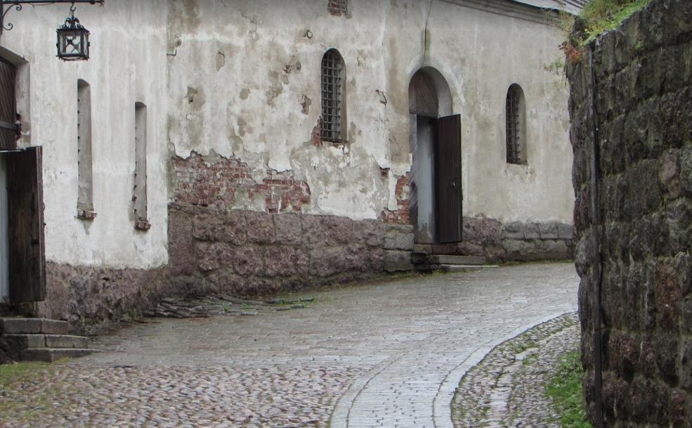 Выборгский замок фото