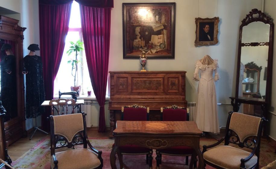 Историко-литературный музей Пушкин
