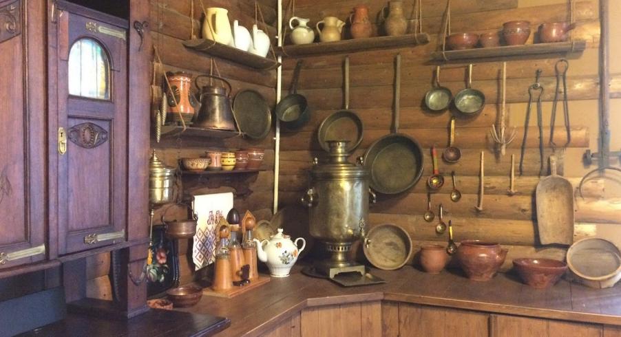 Историко-литературный музей Пушкин фото