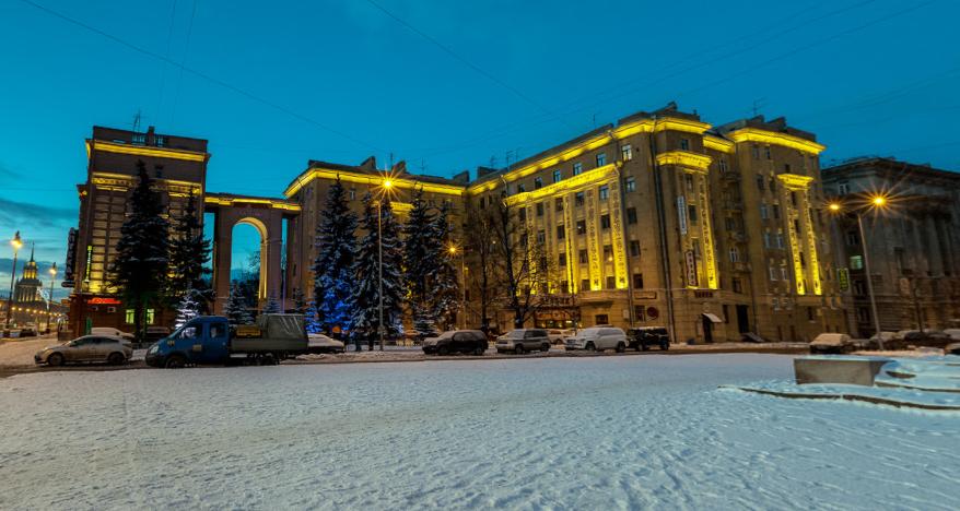 Площадь Чернышевского фото