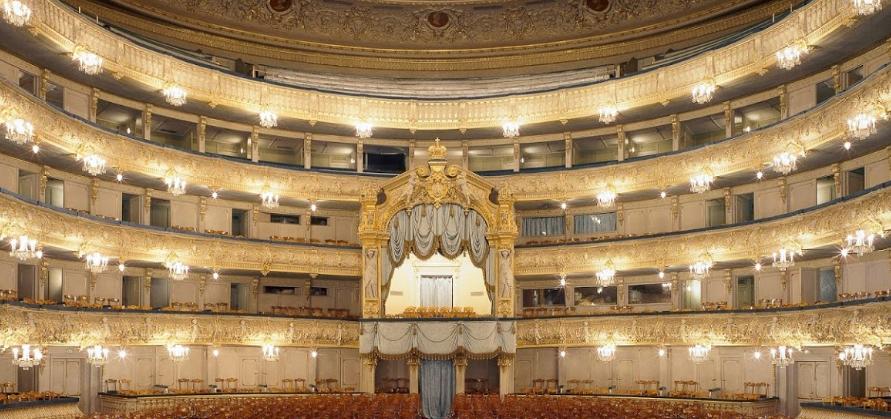 Мариинский театр на Театральной площади