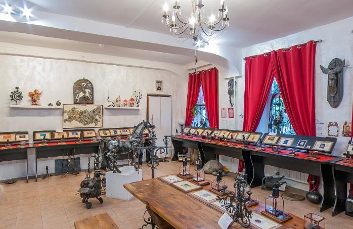 Музей микроминиатюр Русский Левша