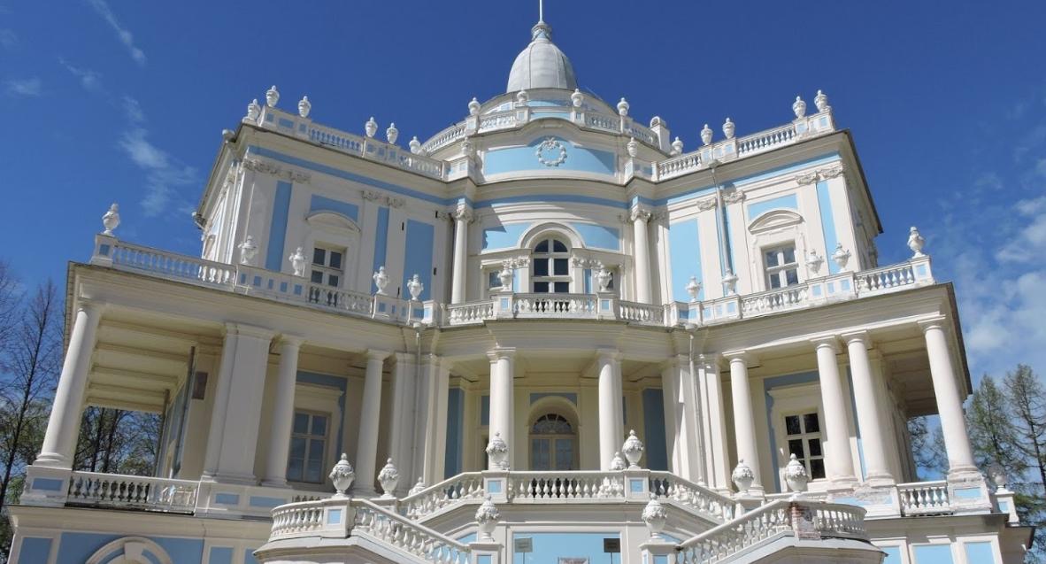 Экскурсии в Ораниенбаум дворцы