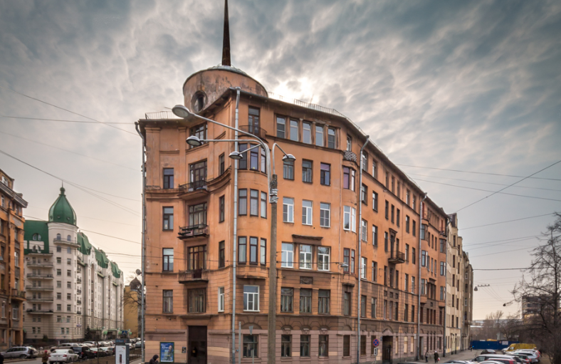 доходный дом М. Ф. Трифахина