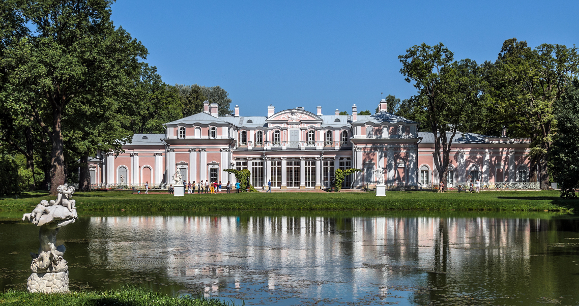 Экскурсии в Ораниенбаум из СПб