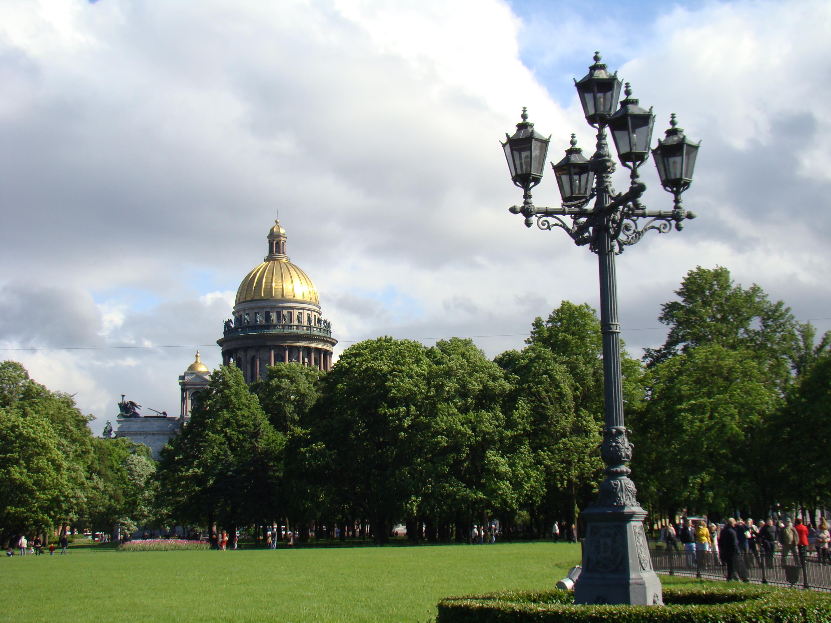 Сенатская площадь собор