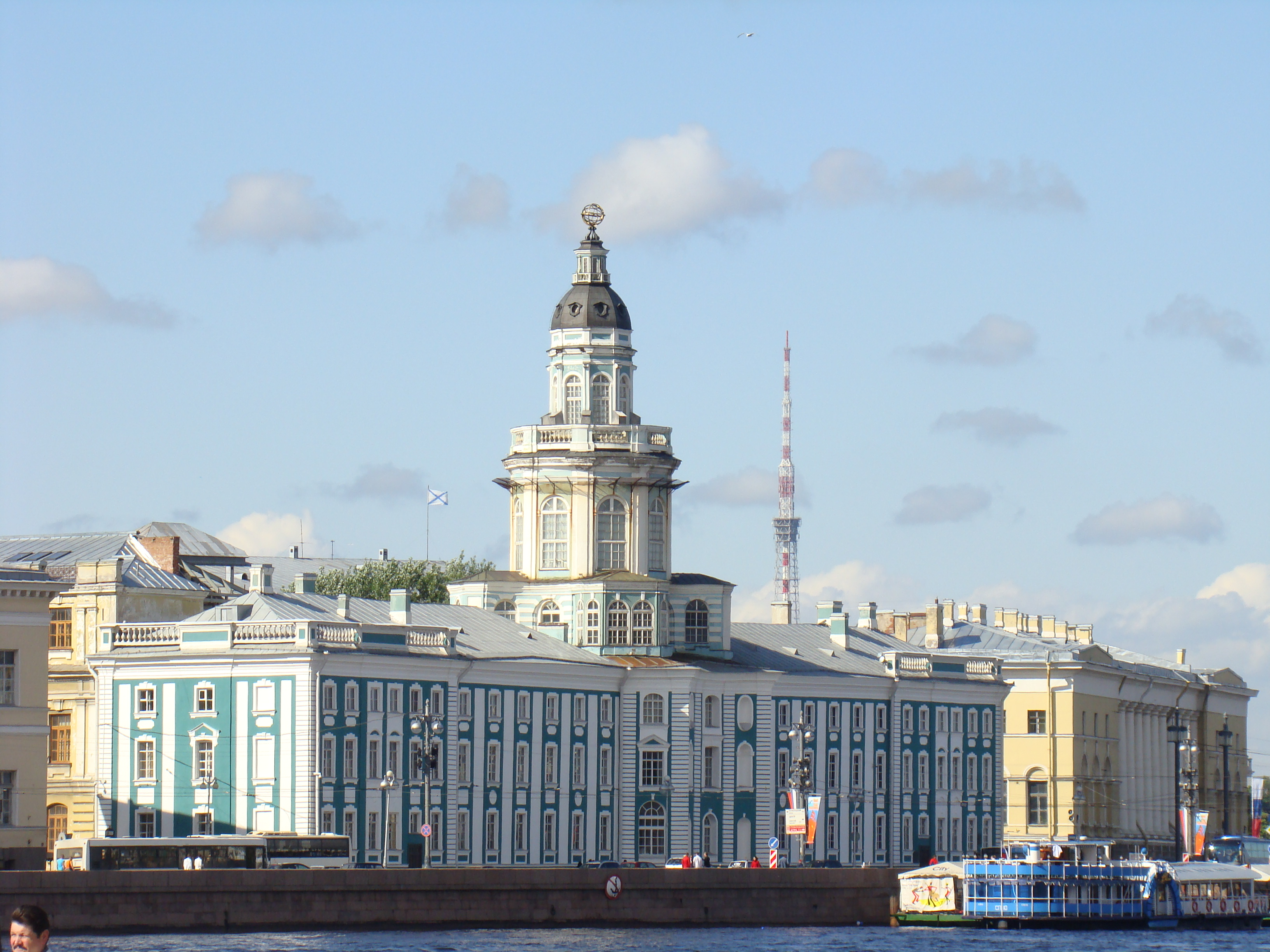 Музей Ломоносова в Петербурге