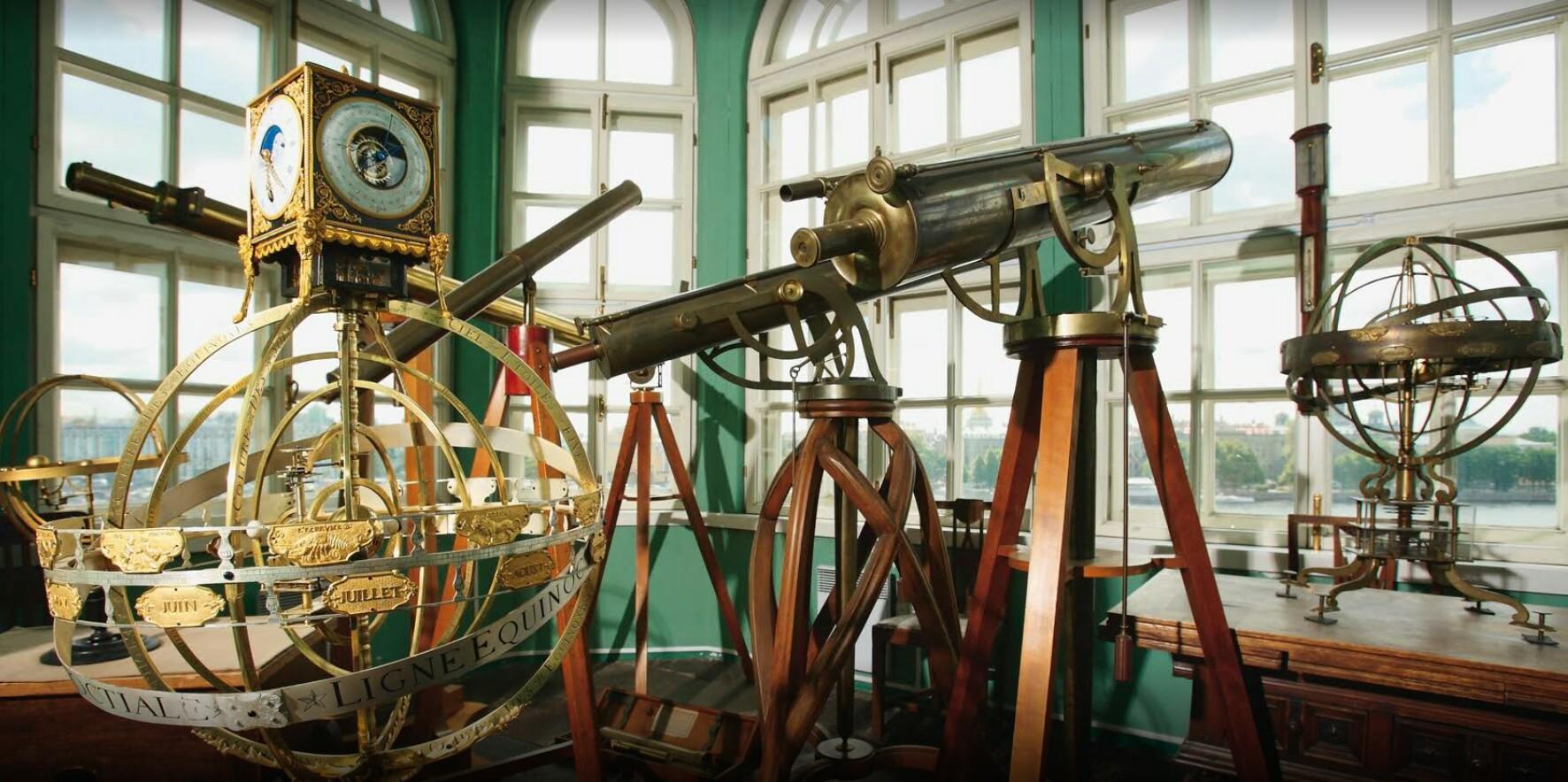 Музей Домоносова экспонаты