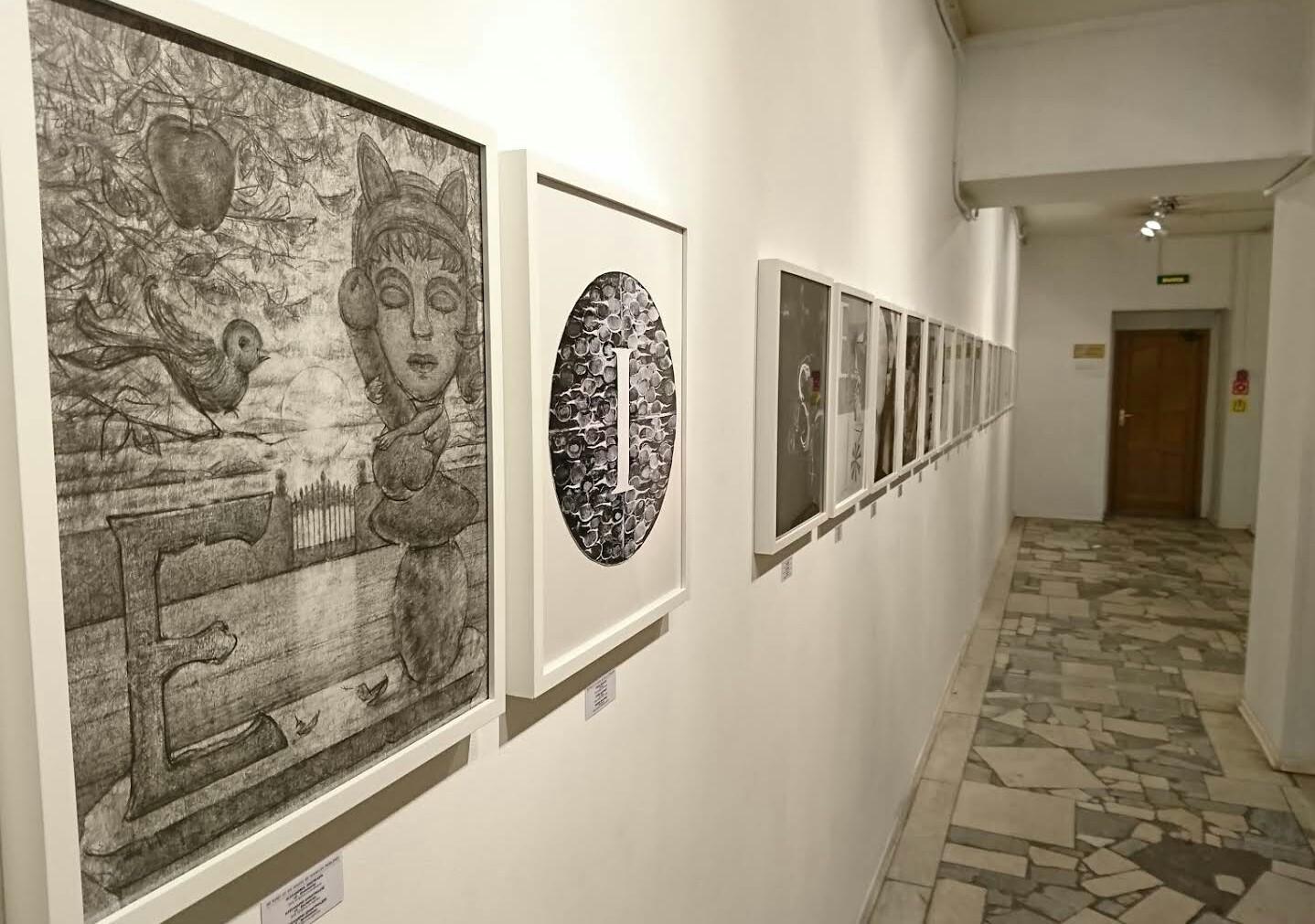 Музей сноведений Фрейда экспозиция