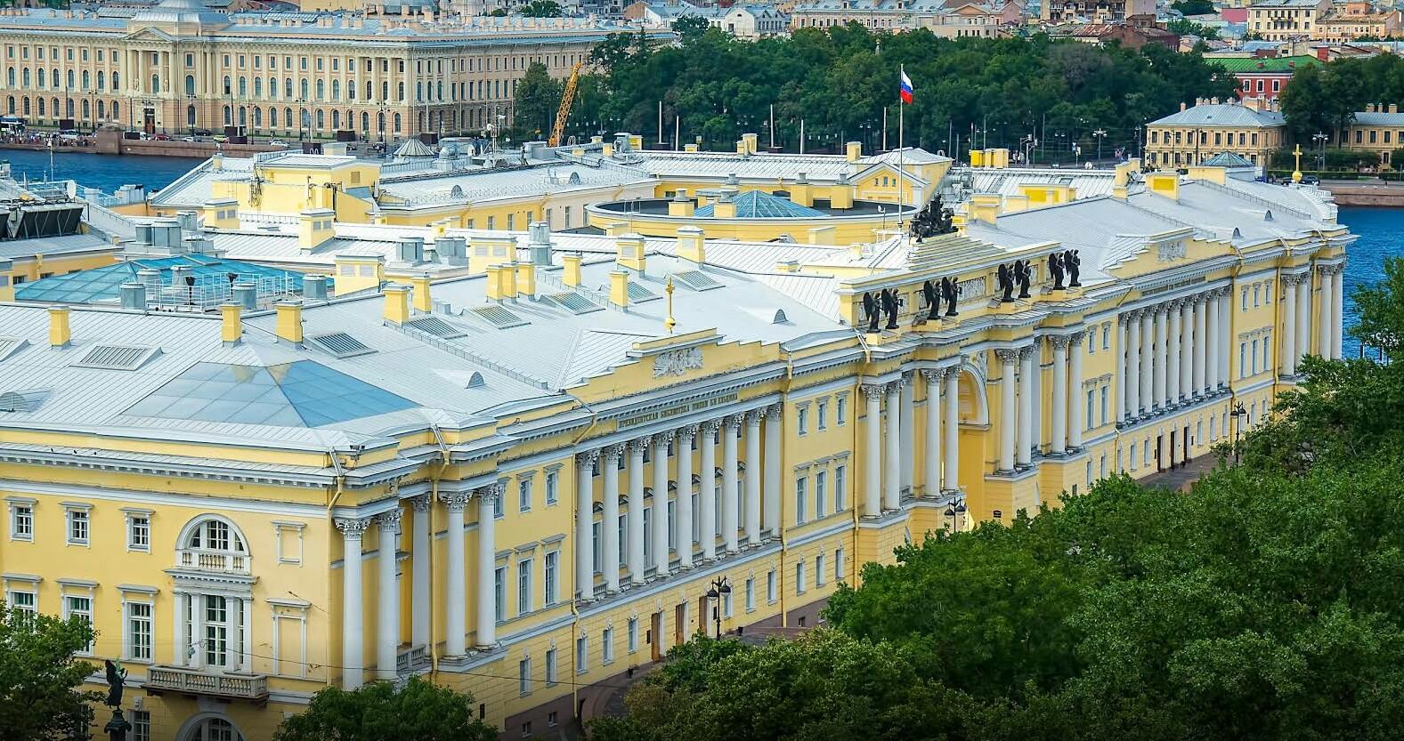 Сенатская площадь здание Сената