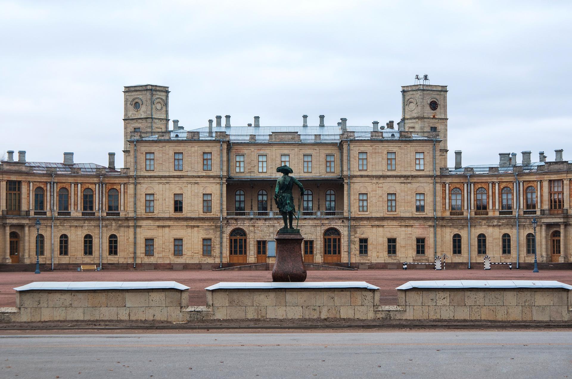 Экскурсии в Гатчину из СПб