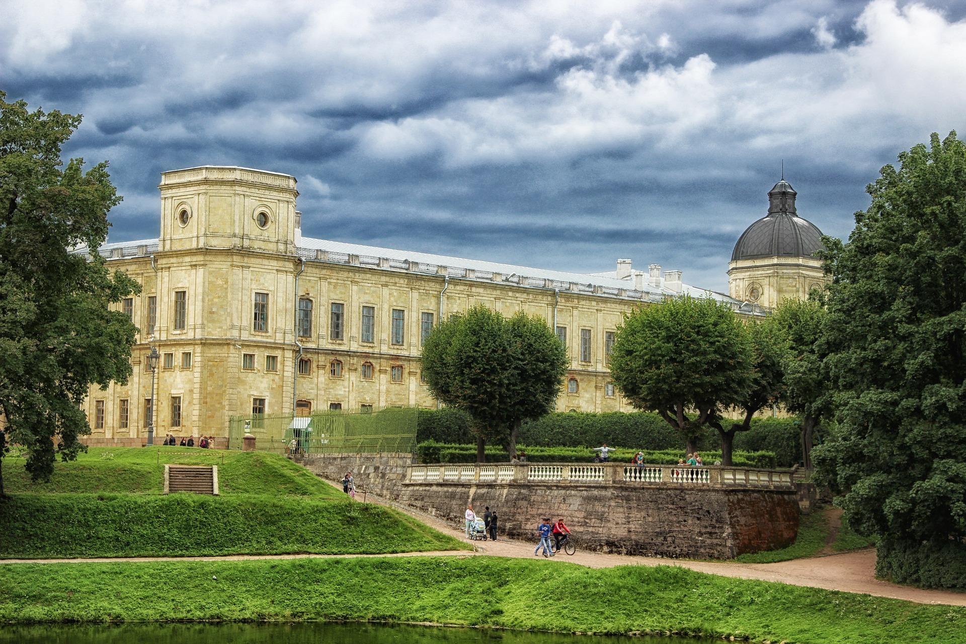 Экскурсии в Гатчину дворец