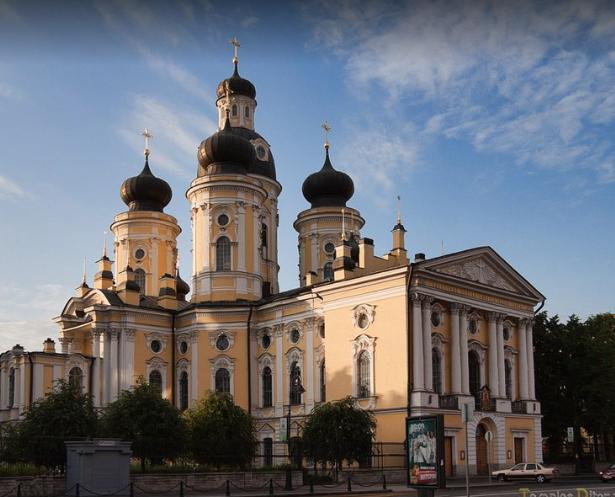 Экскурсии по храмам Санкт-Петербурга