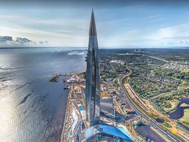 Лахта центр - та самая башня | Гид по Петербургу 2020