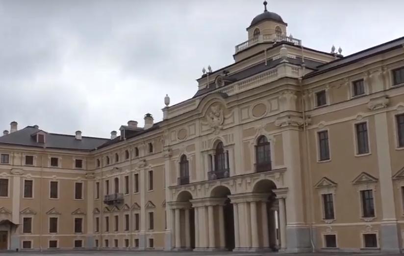Экскурсии в Стрельну - Константиновский дворец