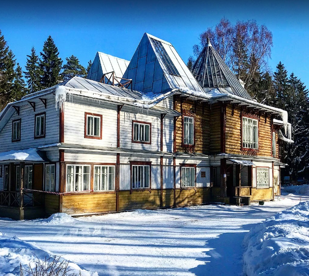 Музей-усадьба И. Е. Репина