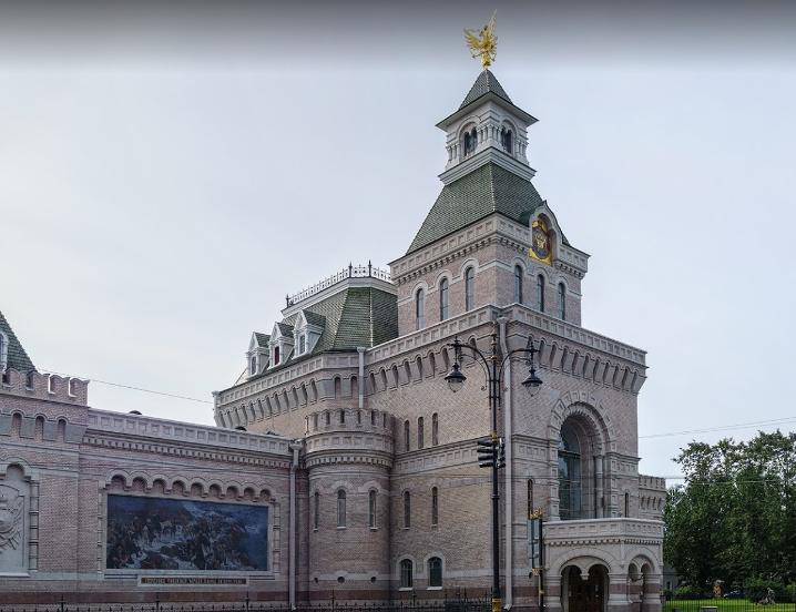 Государственный мемориальный музей Суворова