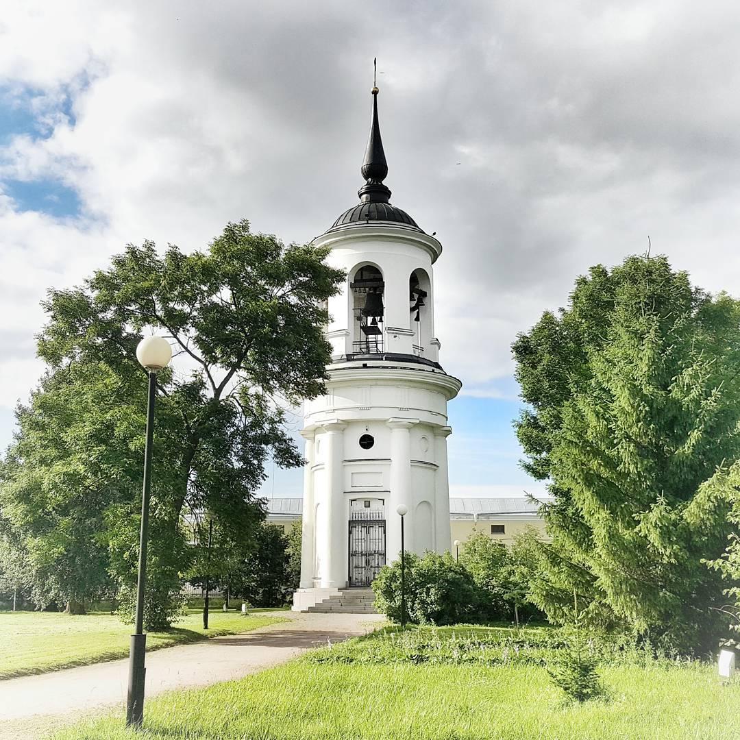 Софийский собор колокольня