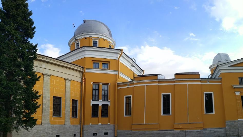 Пулковская астрономическая обсерватория академии наук архитектура