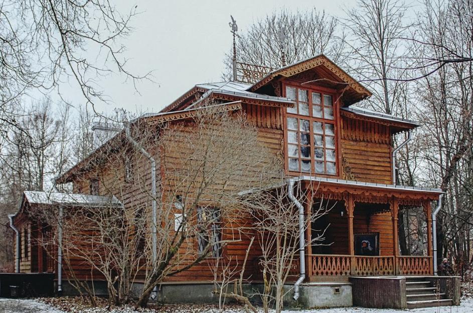 Музей Чистякова в Пушкине