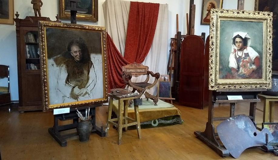Музей Чистякова мастерская