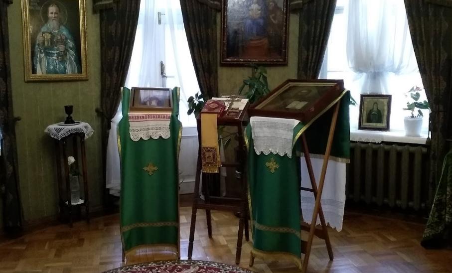 Музей–квартира Иоанна Кронштадтского экспозиция