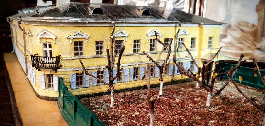 Музей–квартира Иоанна Кронштадтского экспонаты