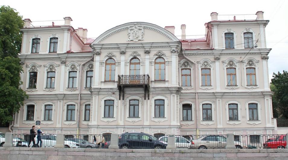 Экскурсии по особнякам Петербурга