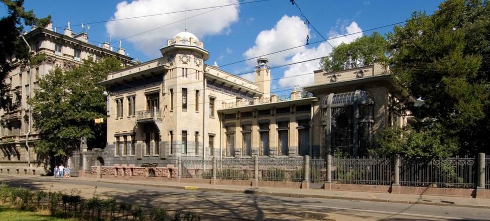 особняк Кшесинской в Петербурге