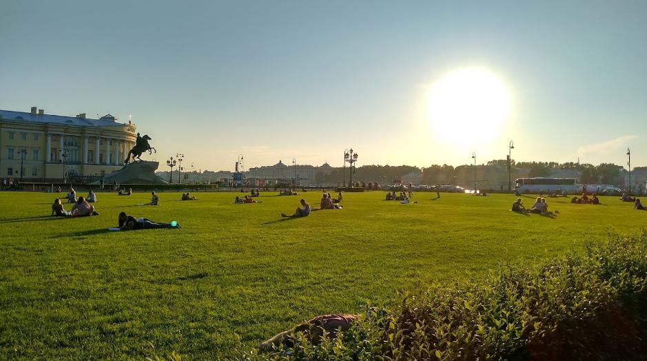 Александровский сад фото